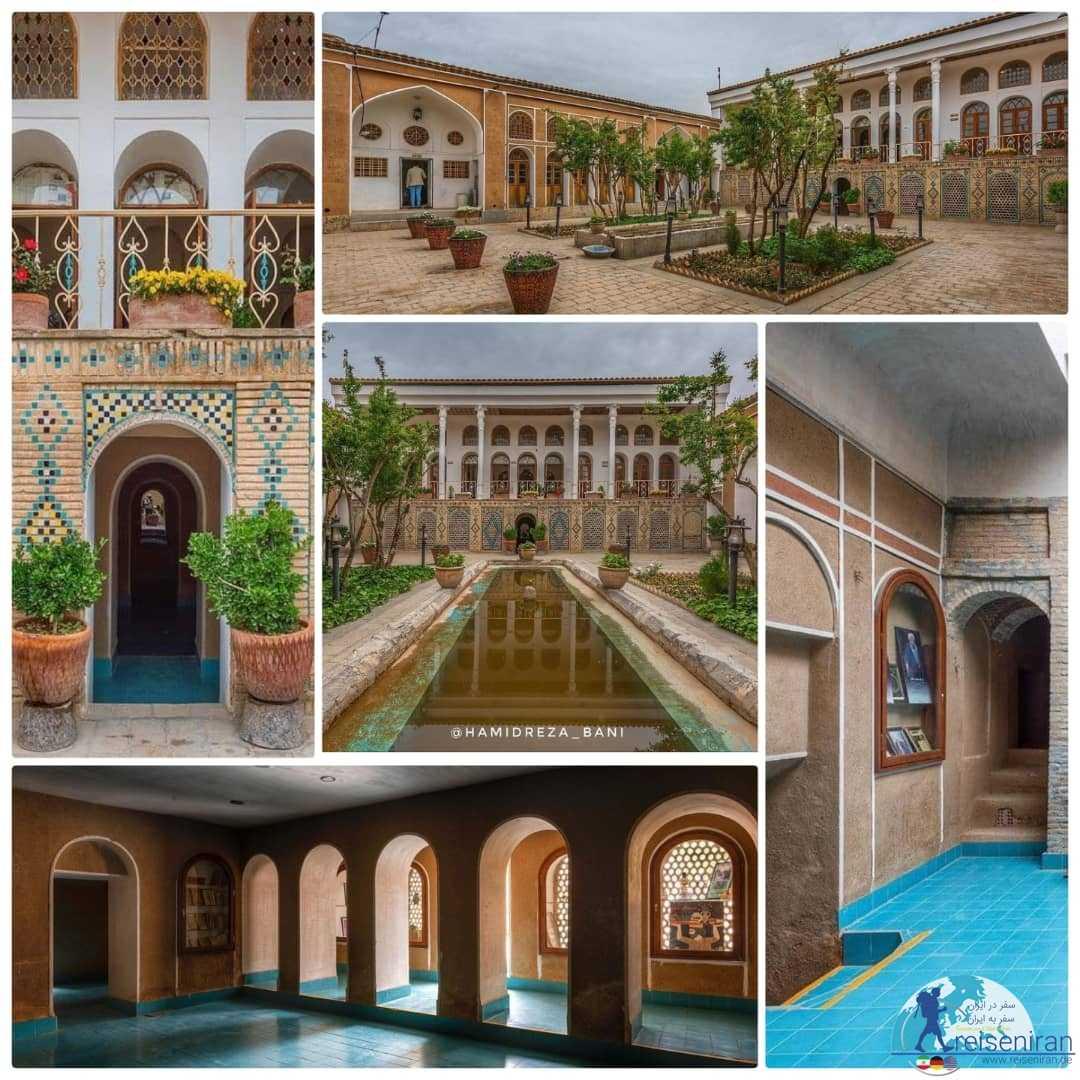 خانه مجیری خمینی شهر اصفهان