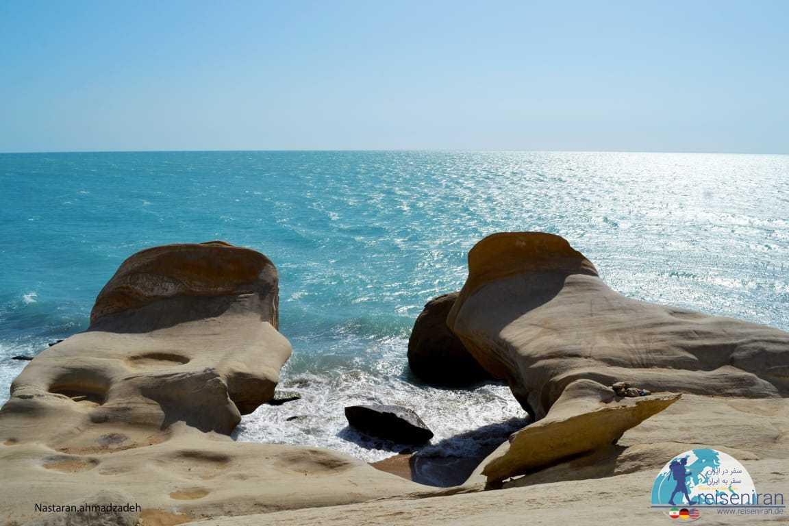زیبایی ساحل مکسر