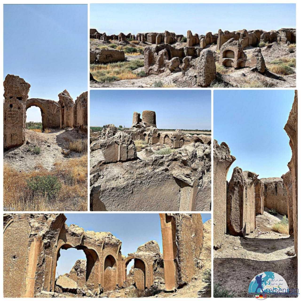 قلعه سام آباد قمرود